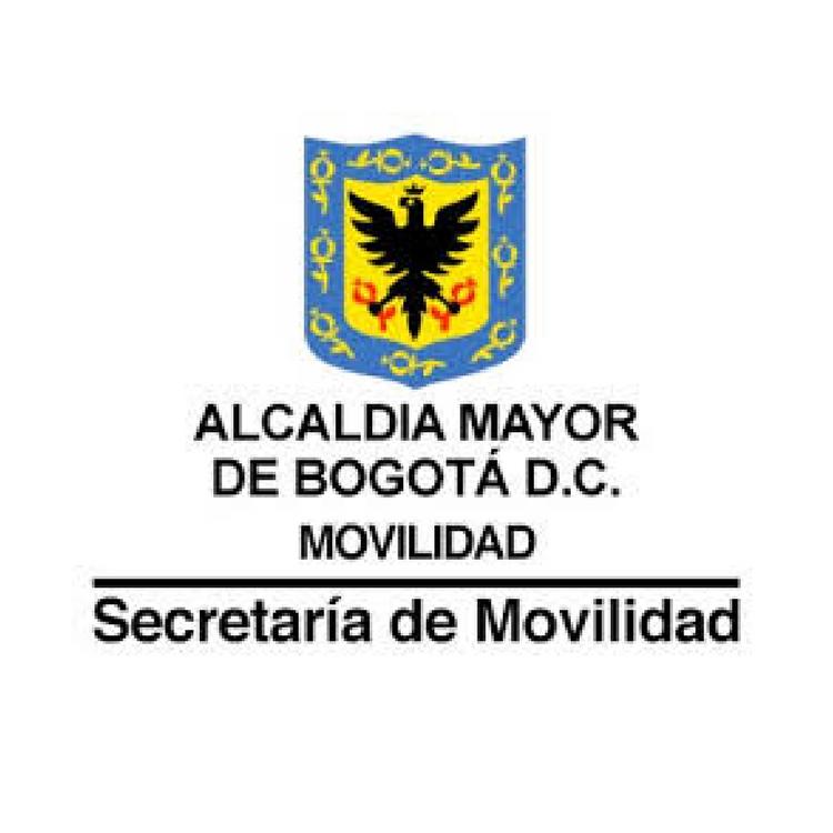 Grafica Alusiva A Secretaria Distrital De Movilidad